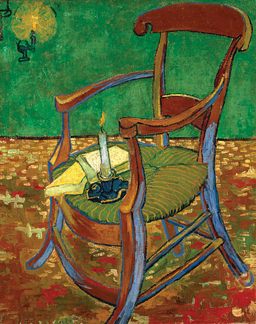 Gauguins-Chair